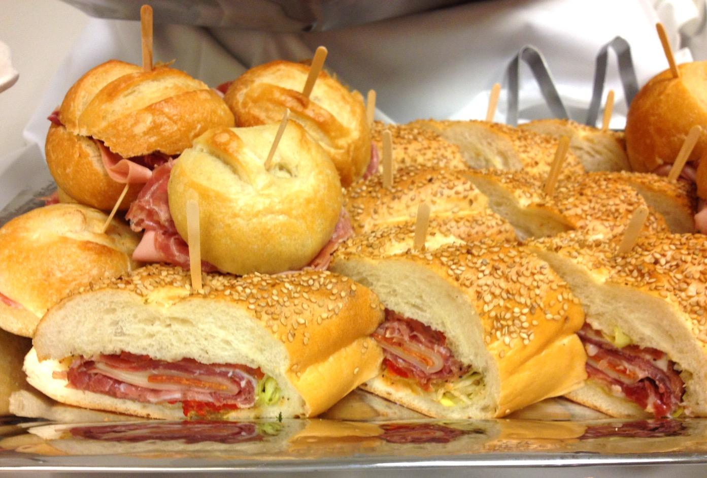 Italian Important  Sandwiches
