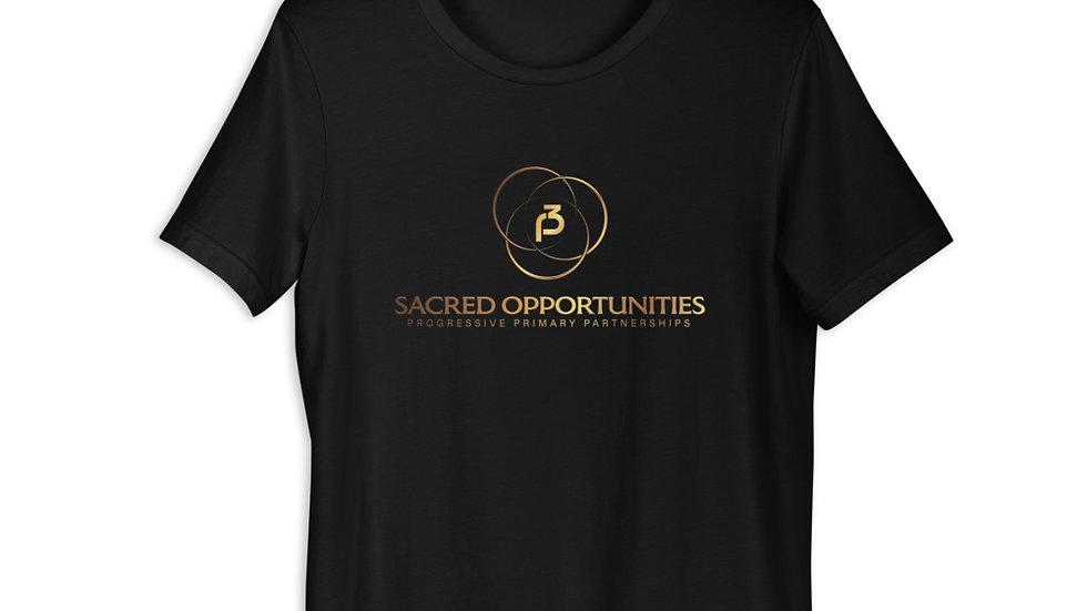 Sacred Opportunities Short-Sleeve Unisex T-Shirt