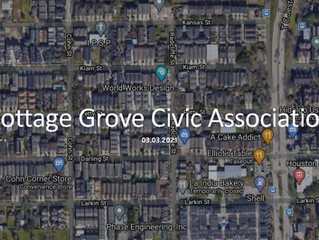 Civic Association Election Results and Meeting Follow-up