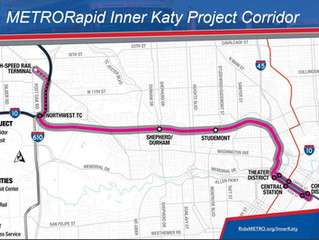 METRO Meeting And TxDOT Project Update