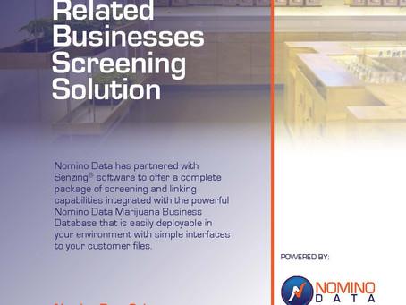 Marijuna Related Business Screening Solution preview