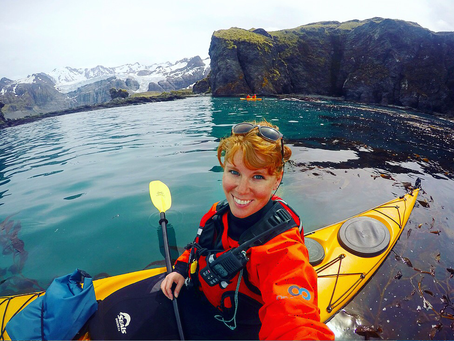Kayaking in Antarctica: FAQ
