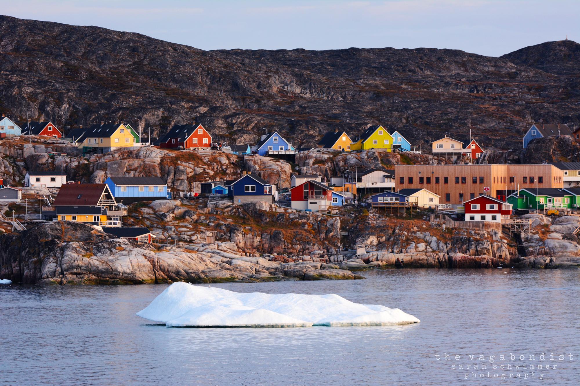 A Greenland Village