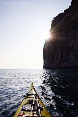 Kayaking Dundas