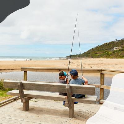 Wye River Beachfront Campground