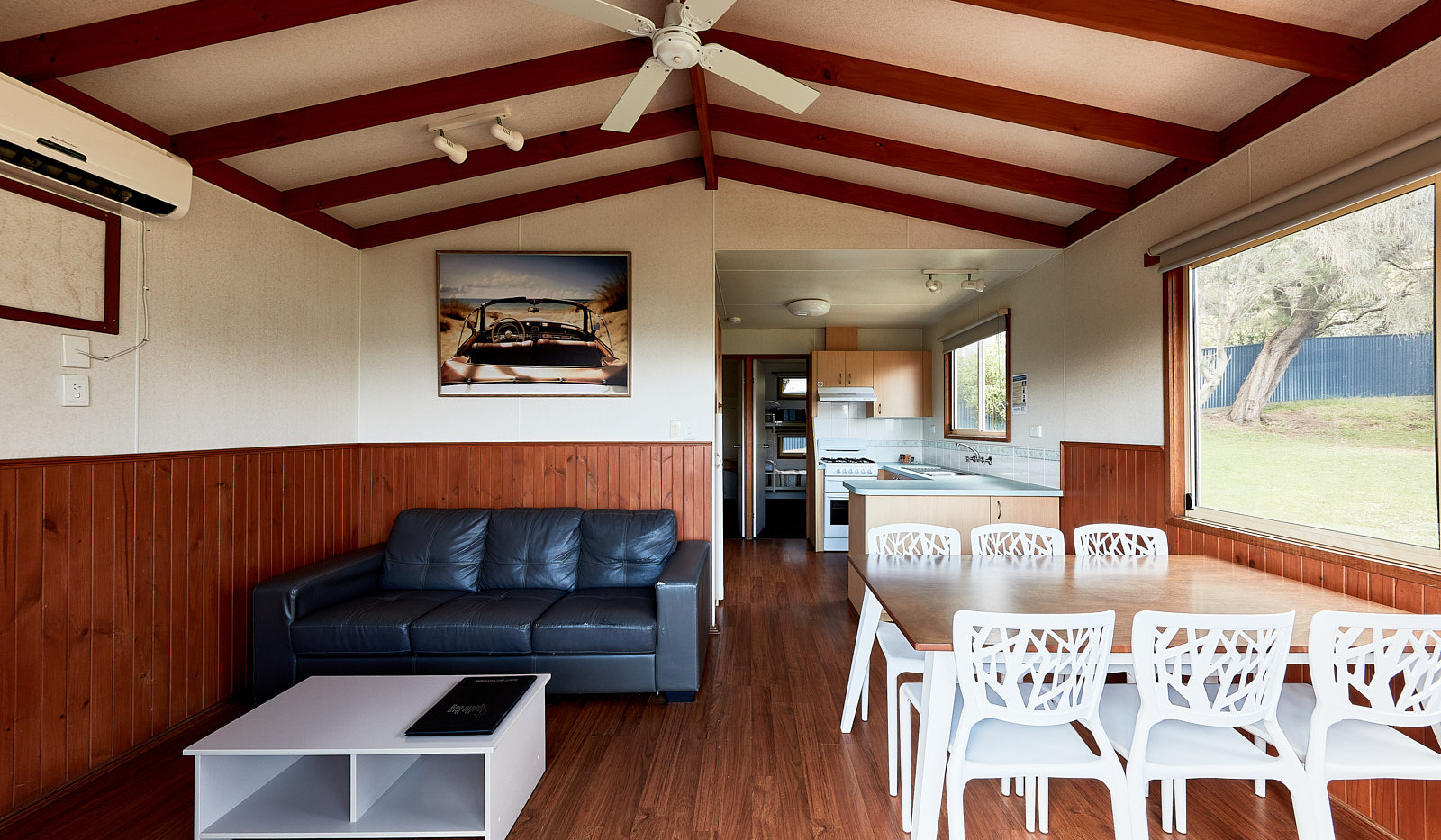 marengo - accommodation - cabin - deluxe