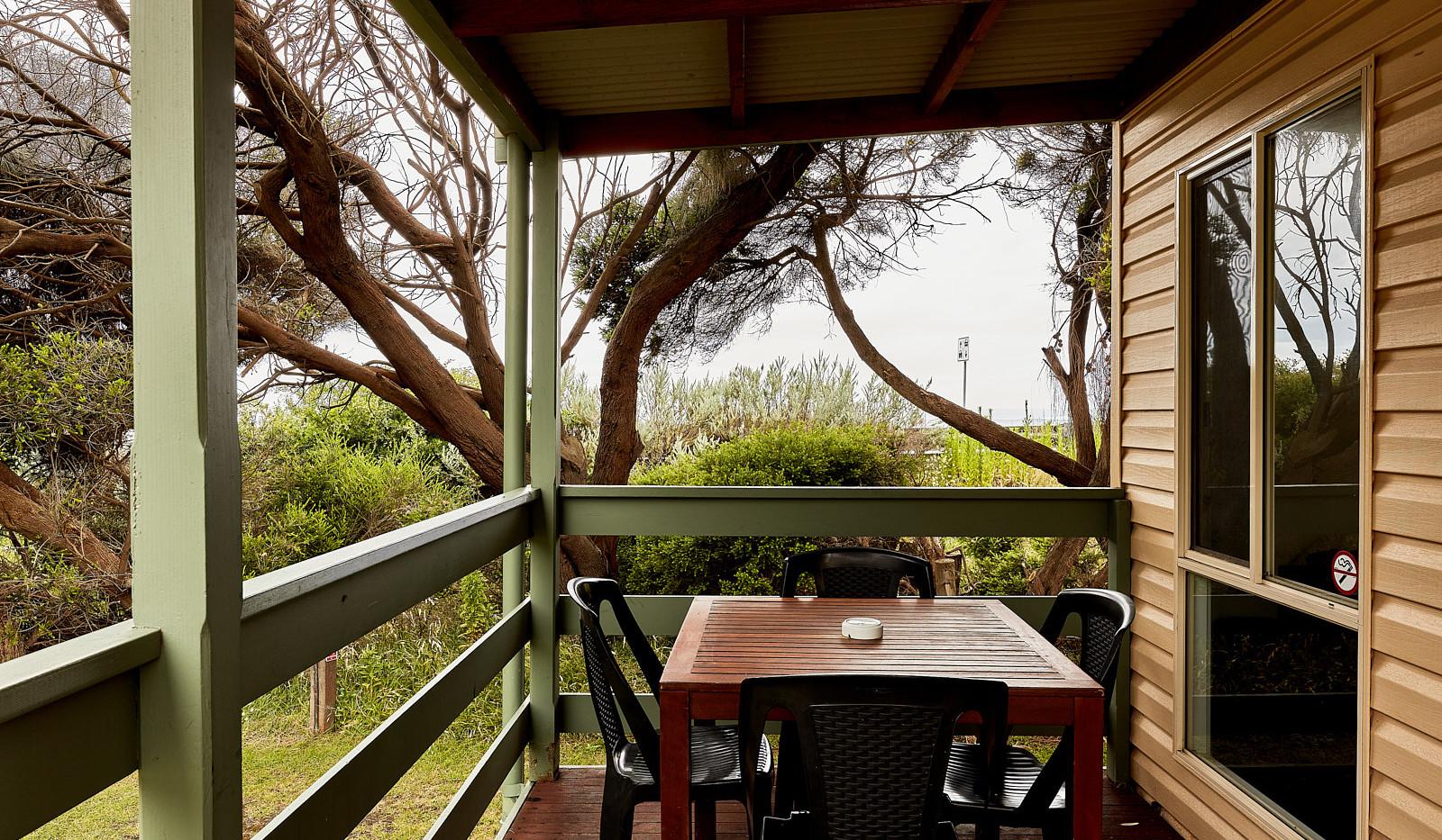 Balcony View Cabin