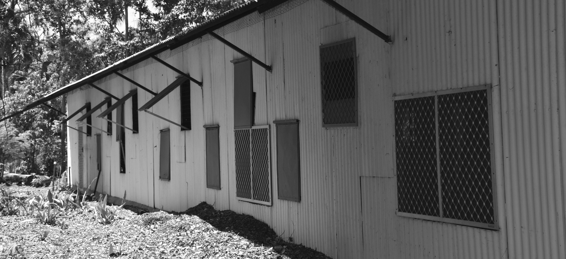 Sidney Williams Hut, Darwin