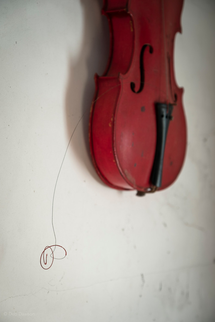 Silent String