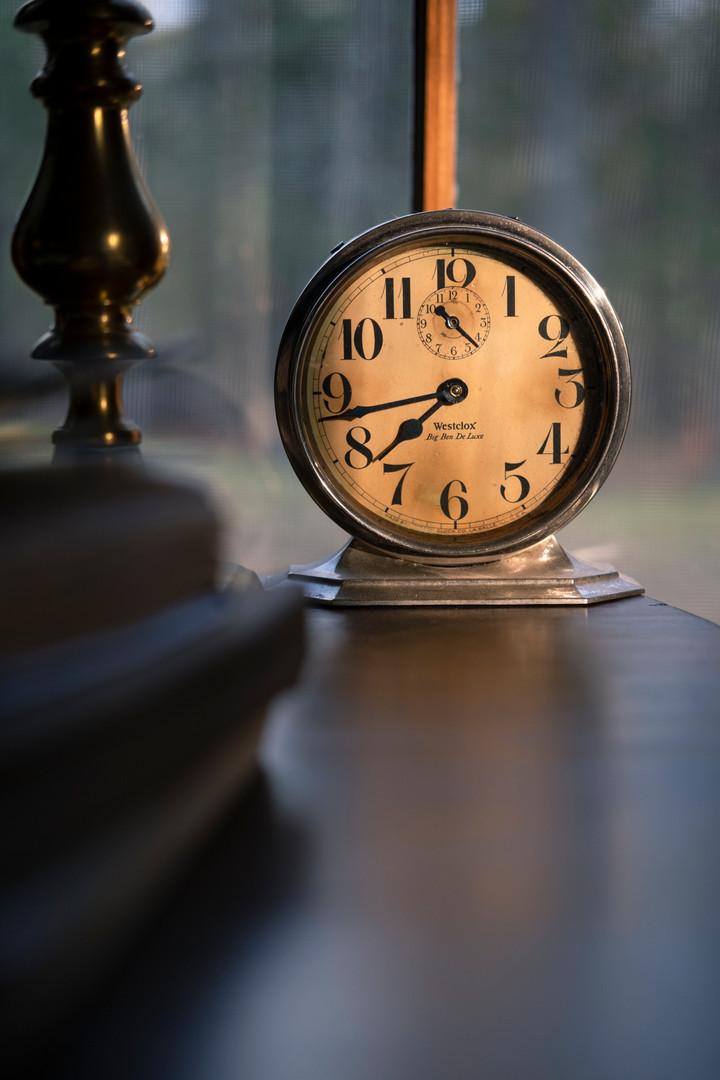 Time Stood Still