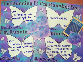 The Butterfly Run, Though Virtual, Can Still Offer Healing and Support