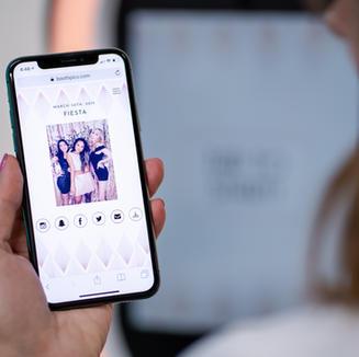 Digital Social Sharing