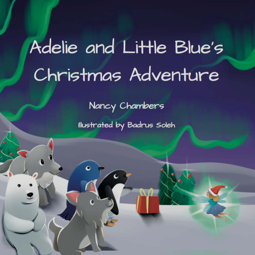 Adelie and Little Blue Cover.png