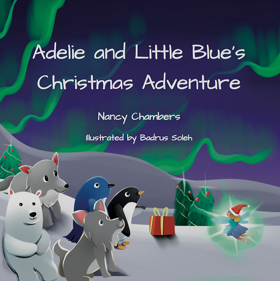 Adelie and Little Blue's Christmas Adventure