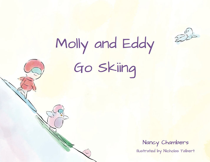 Molly and Eddy Go Skiing