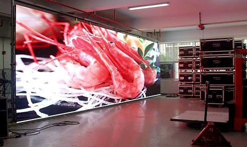 Zoefos LED Video Wall