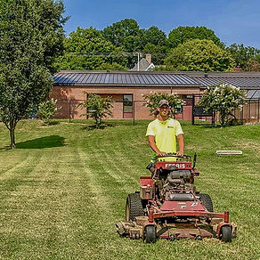 Provide lawn maintenance fo commercial and residential properties