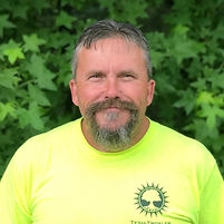 Kenneth Whitley, landscape crew leader
