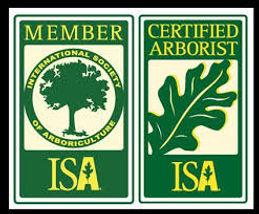 ISA Membership and Certified Arborist lo