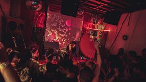Capricho con DJ Masda, Bruno Schmidt y Serrano