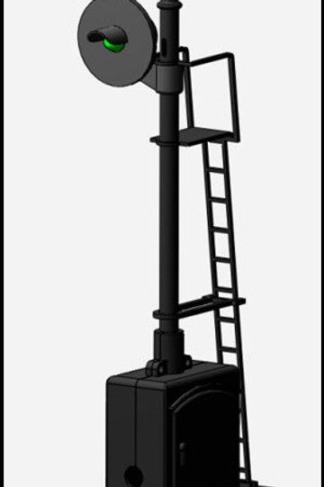 DZ-1065 Searchlight Signal | O-gauge
