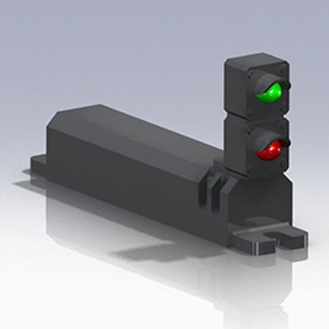 DZ-1012V Block Signals | O / S gauge