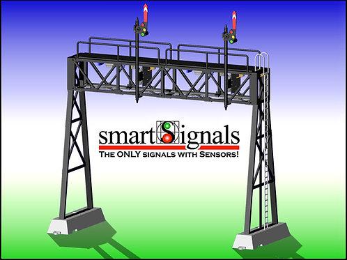 DZ-1090-40U-2 Signal Bridge | O gauge
