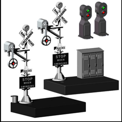 DZ-1030 WigWag Signal Set | O / S gauge