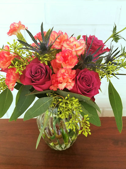 Hand-tied Sympathy Arrangement