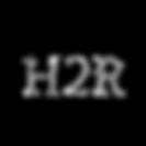 H2R LOGO - Black w White.png