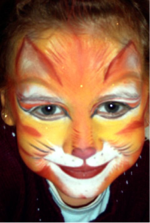 London Face Painters_makeupkase-cat
