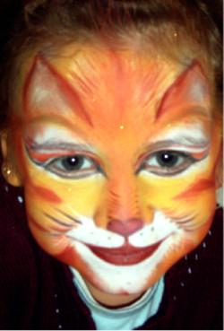 London Face Painters_makeupkase-cat