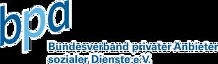 Bundesvervand privater Anbieter sozialer Dienste e.V.