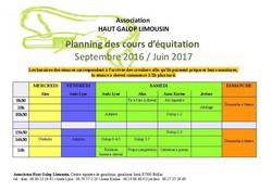 planningcours