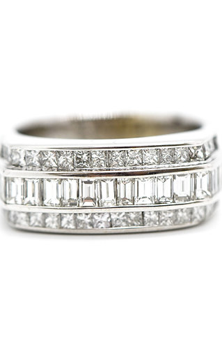 18K Cocktail Ring