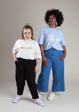 Denise MBaye & Ninia LaGrande