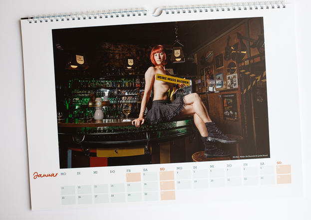 Bei Chéz Heinz Soli-Kalender 2021