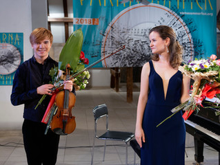 Varna Summer Festival, recital with Yury Revich