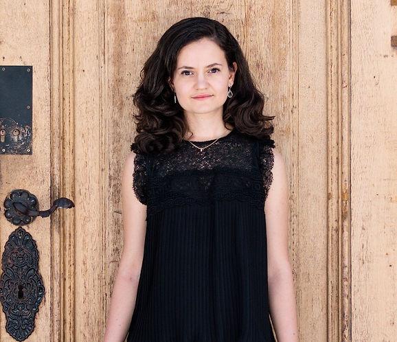yuliya, draganova, klavier