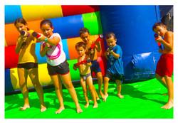 Minigolf Saint Lary jeux d'eau