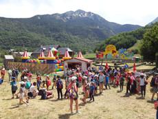 TOUS au Mountagna Parc :-)