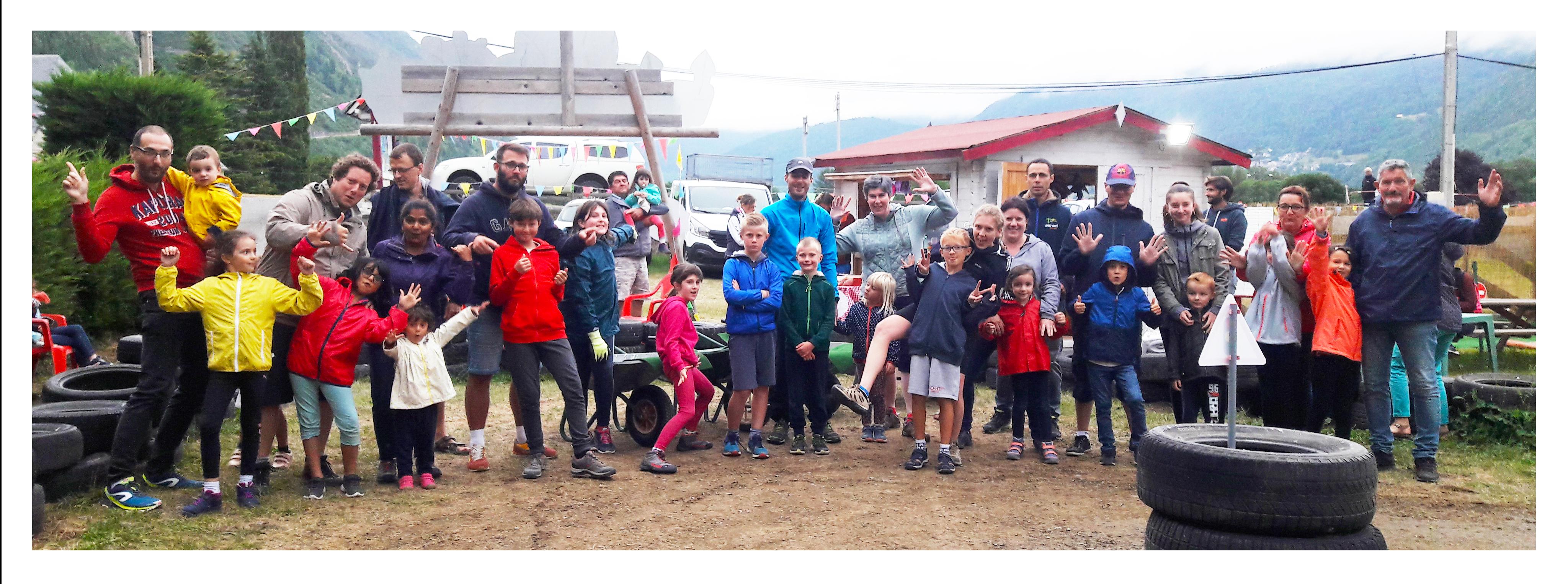 Mountagna parc - course de brouettes - a