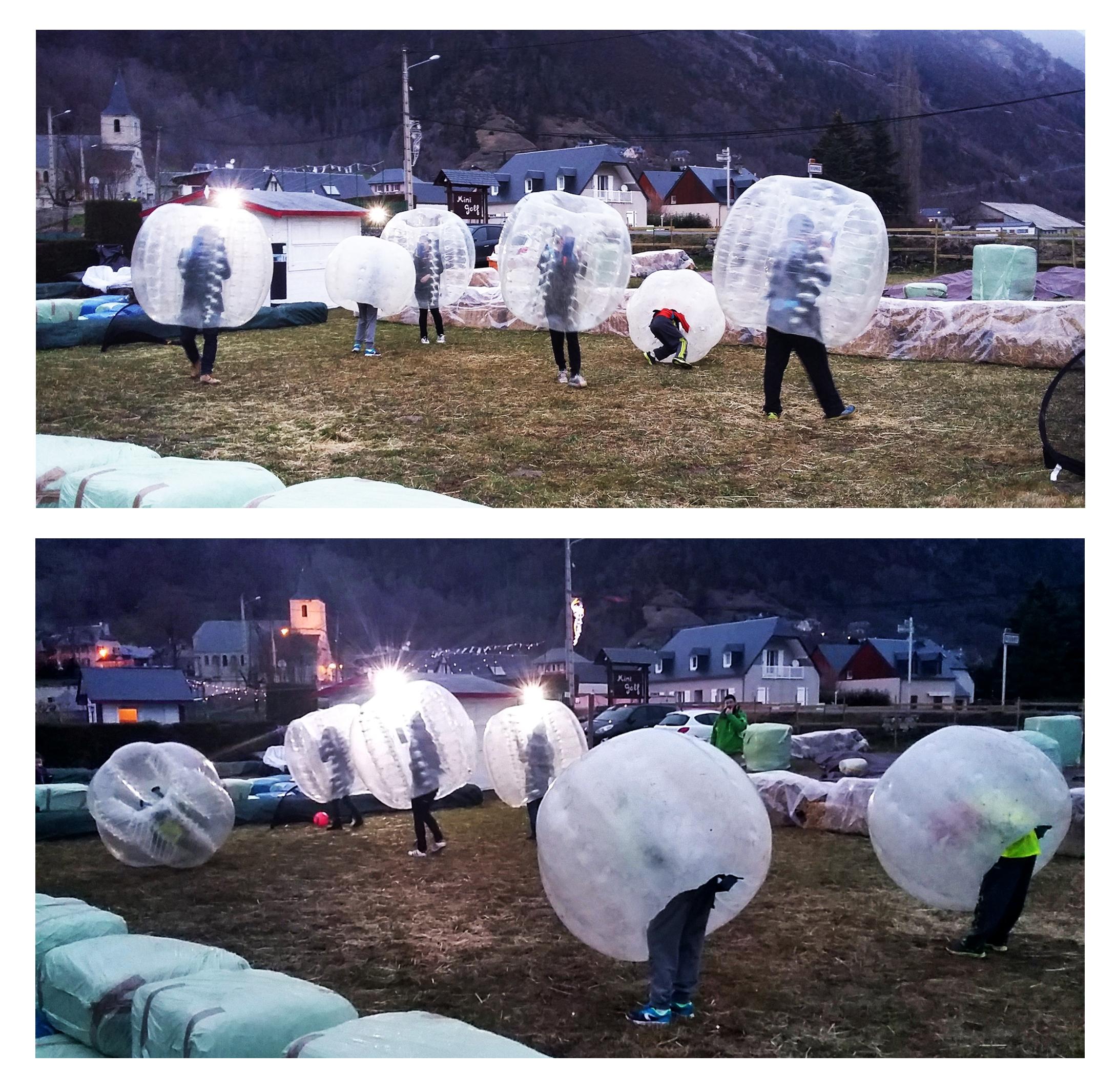 Bubble session