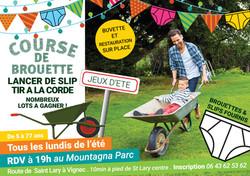 Concours Mountagna Parc animations