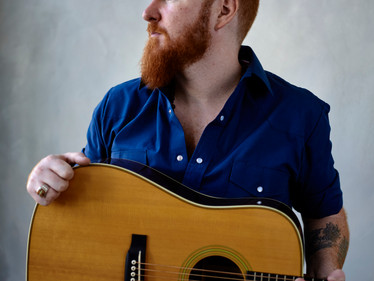 Americana Artist, DANNY BURNS, partners with Uptown Artist Group
