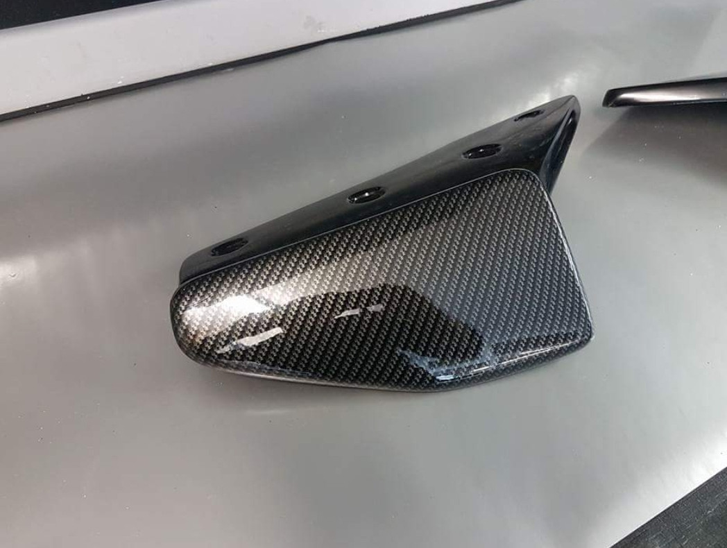 bmw x5 kit dipped in carbon