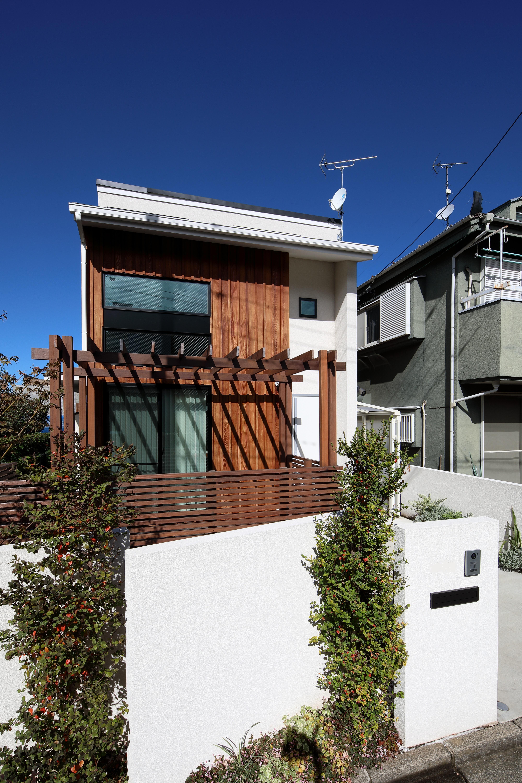 八幡山の家 03