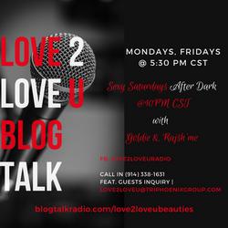Love 2 Love U blogtalk
