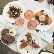 Good food + good wine = bistro Oude God✨