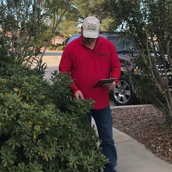 [WEB] Residential Pest/Lawn Estimate